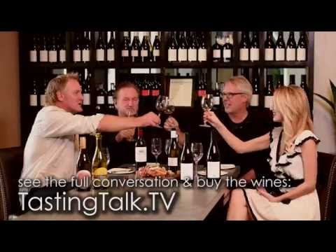 TASTING TALK:  SB Wine Pioneers  Doug Margerum & Fred Brander