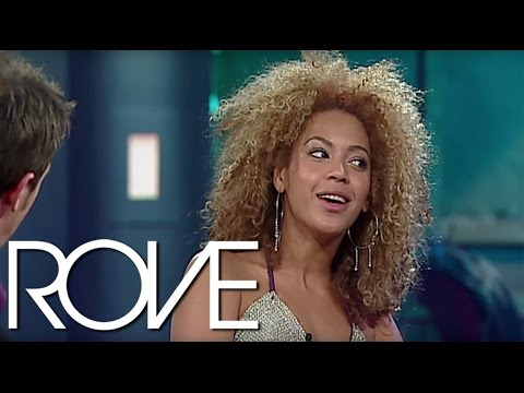 Beyonce Recalls Kissing Austin Powers In Goldmember | Interview (2002) | ROVE