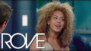 Beyonce Recalls Kissing Austin Powers In Goldmember | Intervie…
