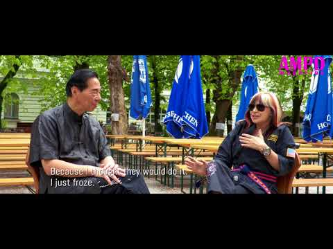Exclusive Interview with Grandmaster Samuel Kwok and The Lady Dragon Cynthia Rothrock