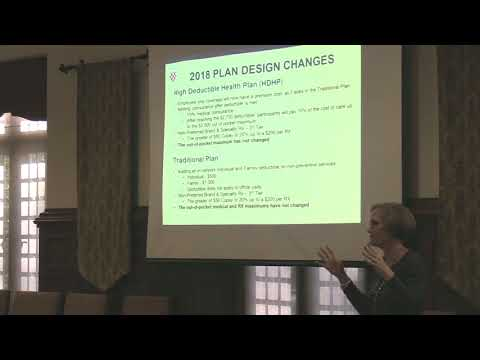 Chapter 1   Welcome   Medical Insurance Plan Design Changes