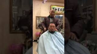 Парикмахер от бога. Прикол, ржачно до слез. Китайский парикмахер. Pranks