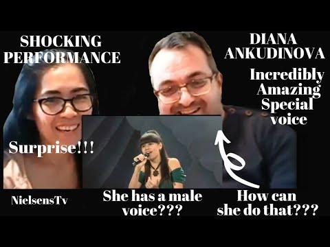 🇩🇰DANISH REACTS TO DIANA ANKUDINOVA |DernièreDanse|THE PERFORMANCE IS SHOCKING |SHE HAS MALE VOICE