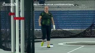 Alexandra Tavernier 74.09 SB Chorsow 2018