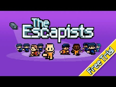The Escapists: Prison Escape - Trial Edition Android Gameplay
