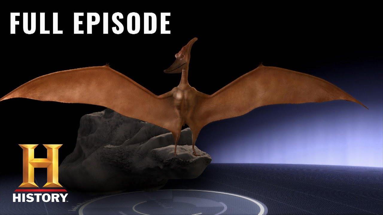 Download MonsterQuest: PREHISTORIC FLYING MONSTER (S3, E15) | Full Episode | History