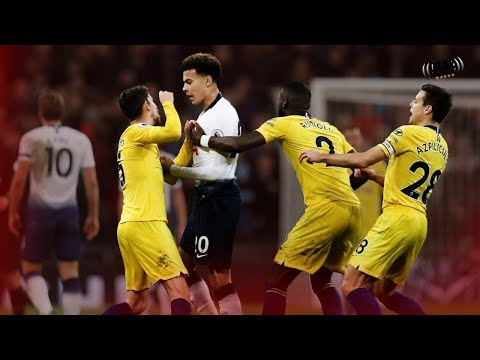 Football Fights & Furious Moments - 2018/19 鈼� HD