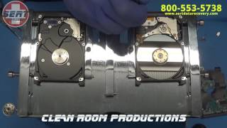 What is a Platter Swap | Rebuild Toshiba Hard Drive | Hard Drive Repair Data Recovery
