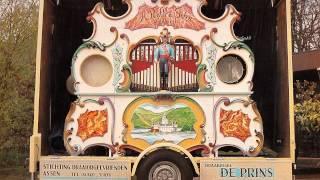 'parade Of The Tin Soldiers' ~~ Ruth 33 Key Draaiorgel De Prins ~ Stichting Draaiorgelvrienden Assen
