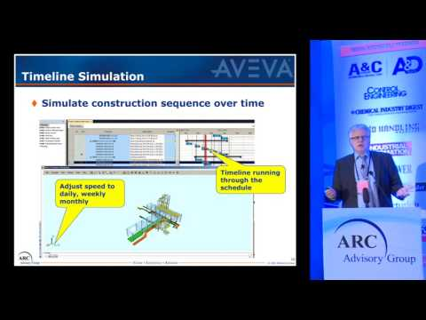 """""""Importance of Construction Management in Project Execution""""  by Rainer Lamping, AVEVA"""