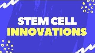 Stem Cell Innovations   Стволовые клетки на Blockchain технологии