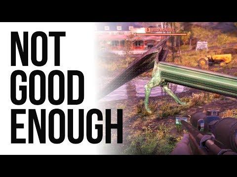Fallout 76 sales down 82% - Fans Have Spoken! thumbnail