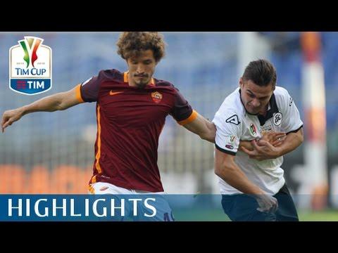 Roma - Spezia - 2- 4 (DCR) - Highlights - Ottavi di finale - TIM Cup 2015/16