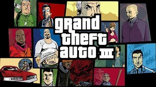 """Grand Theft Auto III (Episode №12 Mission №12 """"Dead Skunk in The Trunk"""")"""