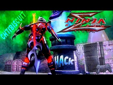 ★ Excluded Hacking Ninja Gaiden Sigma Ps3 ★