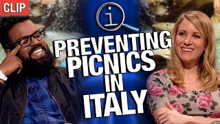 QI | Preventing Picnics In Italy