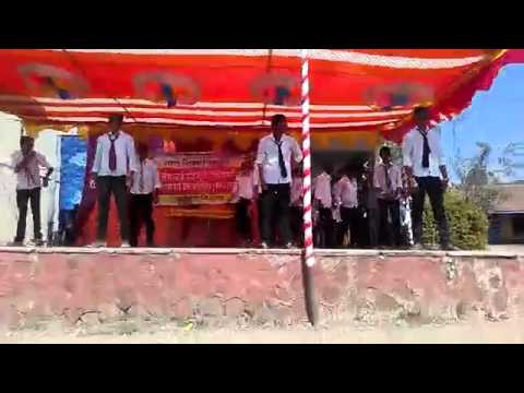 Funny dance Jr.college Wadzire,Tal Parner