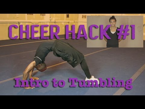 Cheer Hacks #1 - Introduction to Tumbling - Cheer Hackers