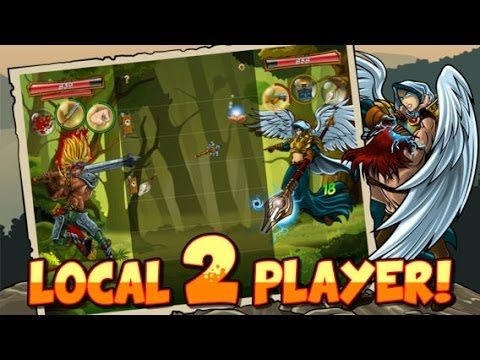 Duel For Dragons GamePlay (HD)