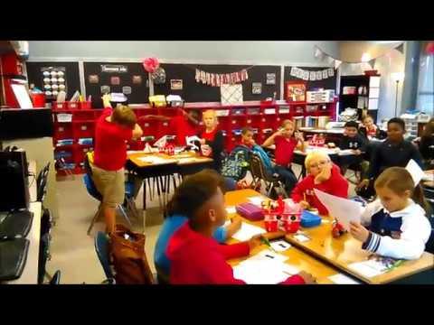 Loranger Elementary School - Mannequin Challenge