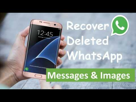 How to Recover Deleted WhatsApp Messages and Pictures from Android