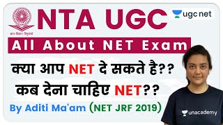NTA UGC NET Eligibility Criteria June 2020: Age Limit & Educational Qualification