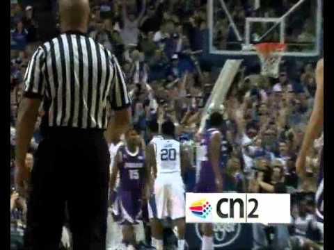 Charlotte Bobcats 2012/2013 - Michael Kidd-Gilchrist monster dunk and Slam dunk by Ben Gordon