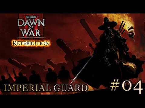 Dawn Of War 2: Retribution. Mission 4 - (Blood River). Imperial Guard. (Very Hard)