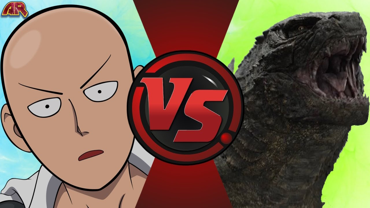 Download ONE PUNCH MAN vs GODZILLA! (Saitama vs Godzilla) Cartoon Fight Club Episode 136