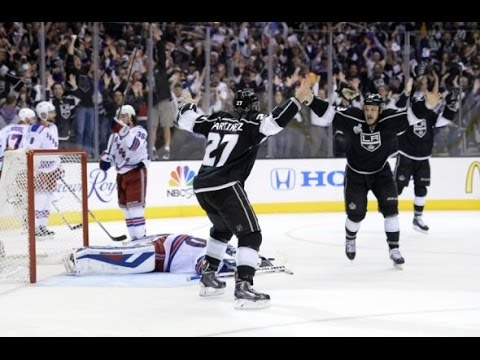 LA Kings 2014 Stanley Cup Champions Playoff Run