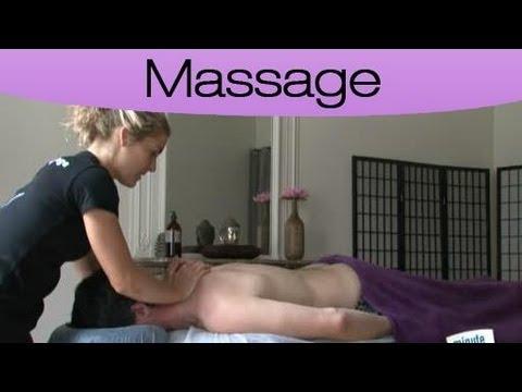 Massages sportifs pour se relaxer