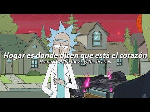 MISSIO - Can I Exist (Rick & Morty Video) | Sub Español//Ingles