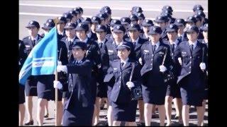 日本の女性自衛官頼もしくてチャーミング thumbnail