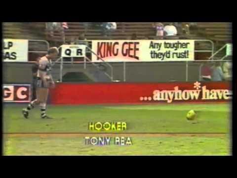 Brothers BRL 1987 Season Highlights 5 Vs Ipswich