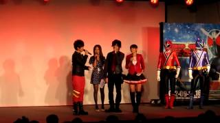 2012 戰隊系列X 假面騎士SPECIAL LIVE in Taiwan 2012年9月15日(六).9...