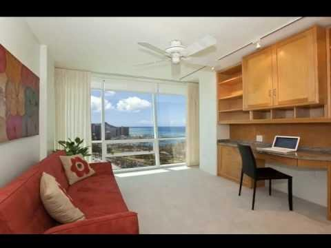 Panoramic Ocean View Monthly Rental in Hawaiki Tower