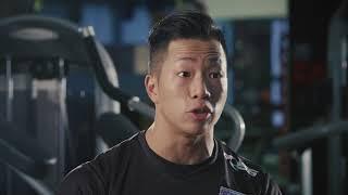 【商業宣傳短片】FAC fitness Interview (2017) -  Ronald Chan