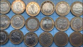 TOP - 1 euro Euro - RARE Video