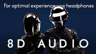Daft Punk - Touch  |  8D Audio/Lyrics