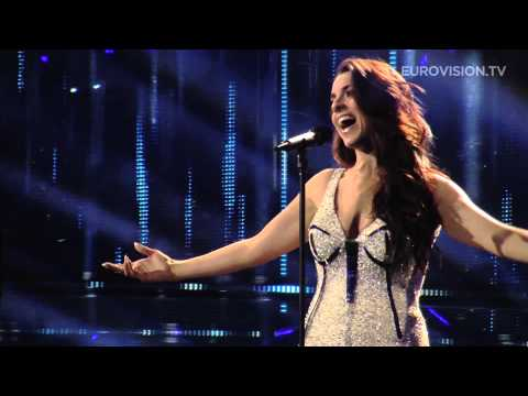 Ruth Lorenzo - Dancing In The Rain (Spain) Impression of Second Rehearsal