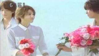 [CM] 20080819 NEWS - KOSE HAPPY BATH DAY Precious Rose (15s).avi