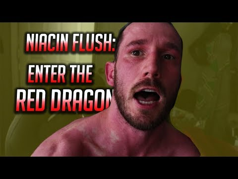 Niacin Flush In Action: Enter The Red Dragon || Improve Circulation & Recovery