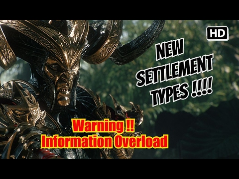 New settlement types AND SOOOOO MUCH MORE!!!! - Total war Warhammer 2 information