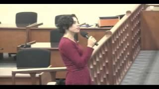Agosto Dourado - Palestra com a Dra. Joana Pontes Langhi Marini