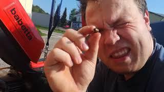 babetta vlog #3 - jak vyčistit karbce - nepřístupná tryska