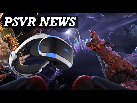 PSVR NEWS | AAA Studio Will Release New PSVR Game In March | Tons Of New PSVR Games Announced thumbnail