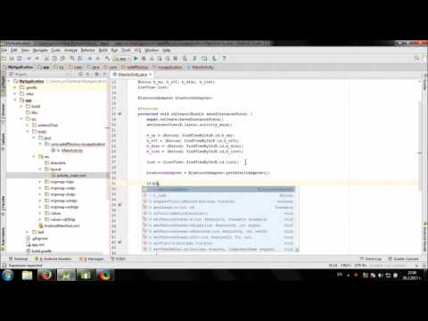 Working with Bluetooth in Android Studio