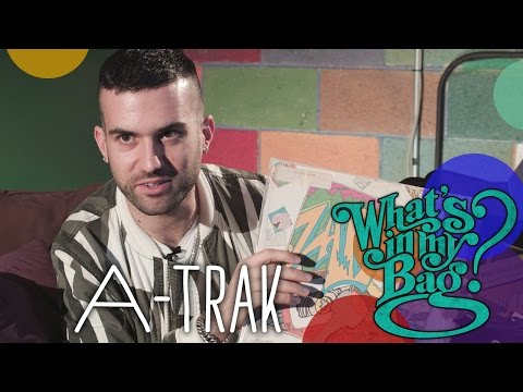 A-Trak - What's In My Bag?