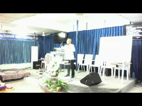 Tamil bible study: Headlines: Egypt to Jerico, Part 1, 04.06.2015