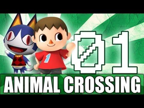 Animal Crossing en Español 01 : Recomienzo en Wii!!! (1080p)
